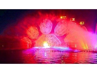 喷泉之火泉的安装规范