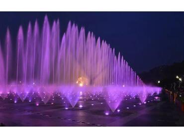 你知道音乐喷泉水秀在生活中有哪些益处吗